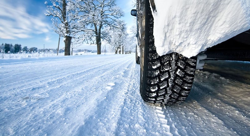 Safety Winter Driving Tips