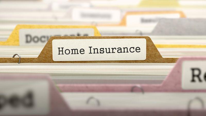 home insurance file